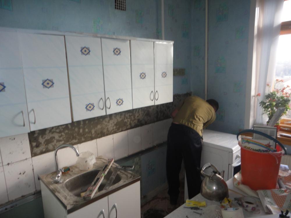 Кухня хрущёвка